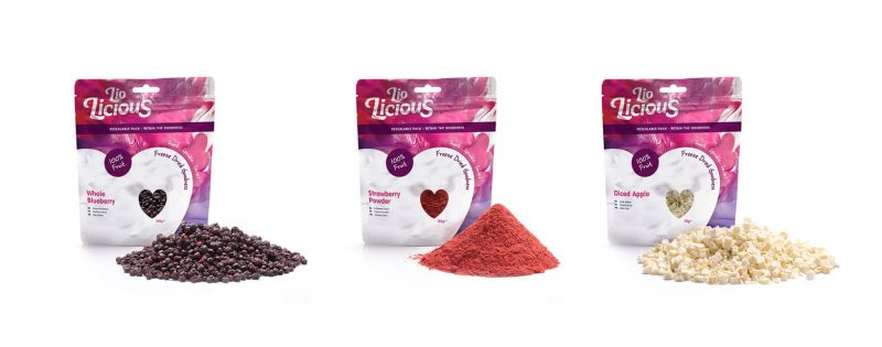New Lio Packaging