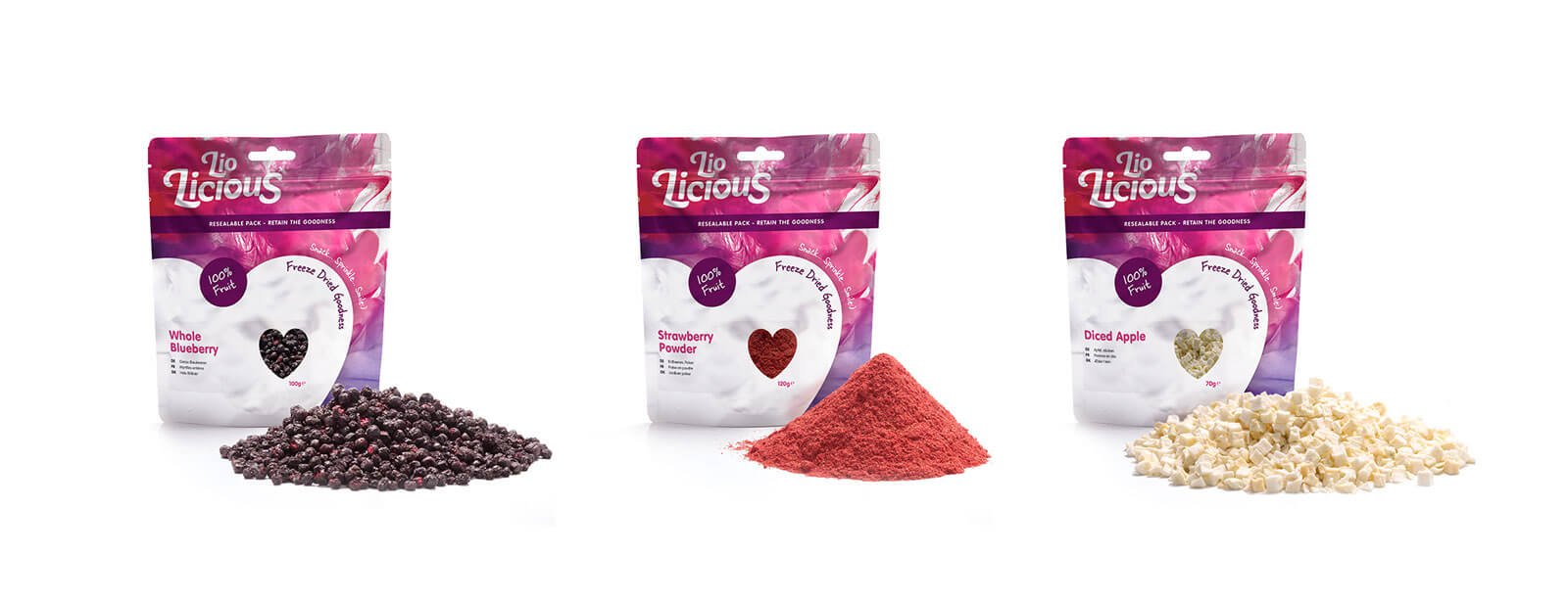 New Lio-Licious Packaging