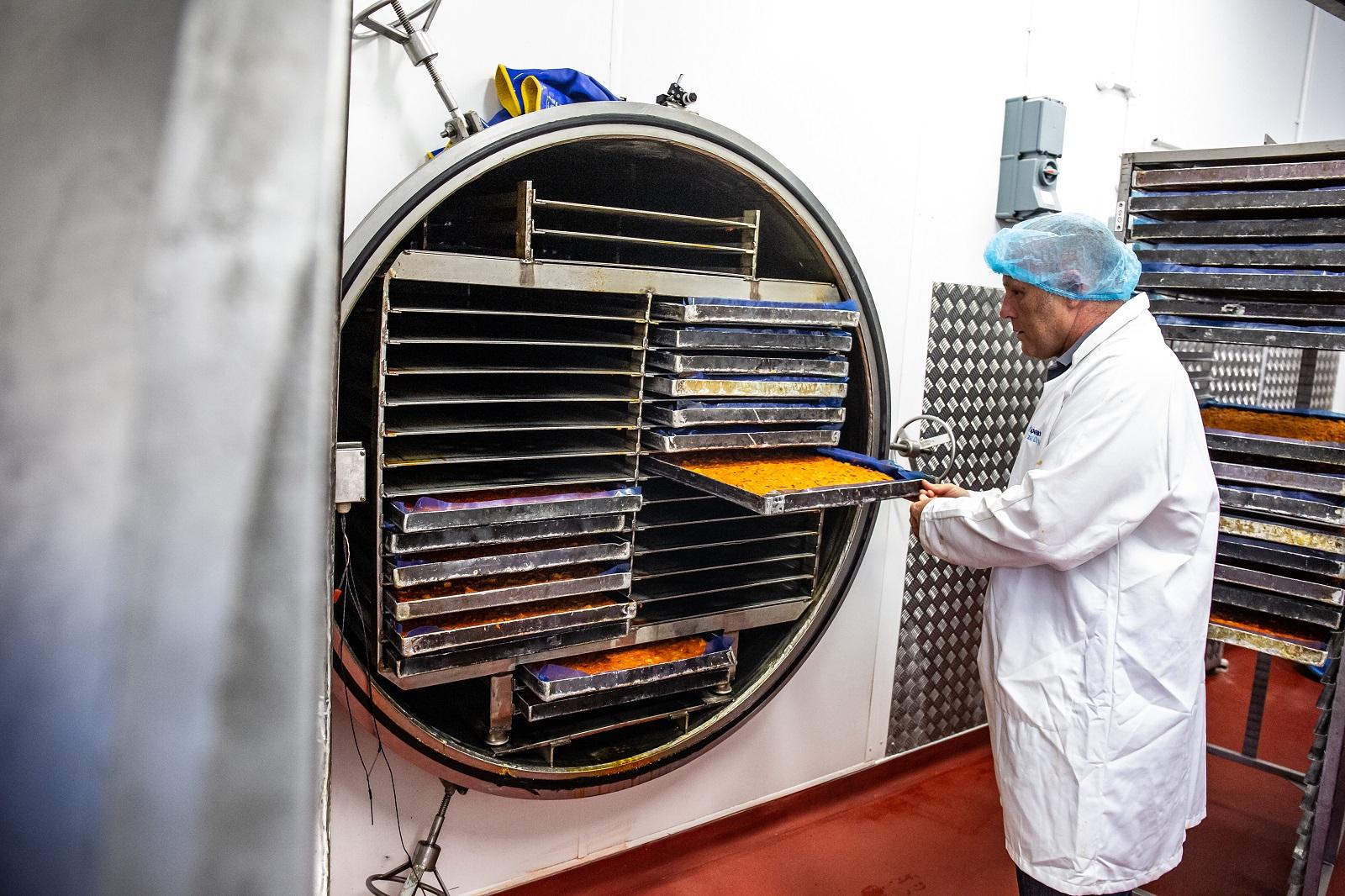 European Freeze Dry reveals new gourmet ingredients range