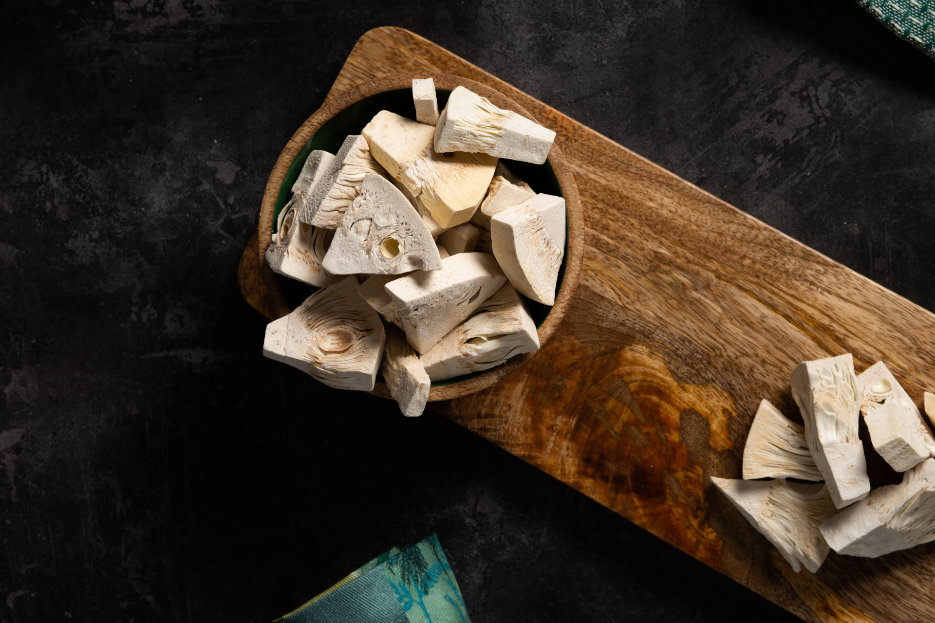 Freeze dried jackfruit offers vegan versatility