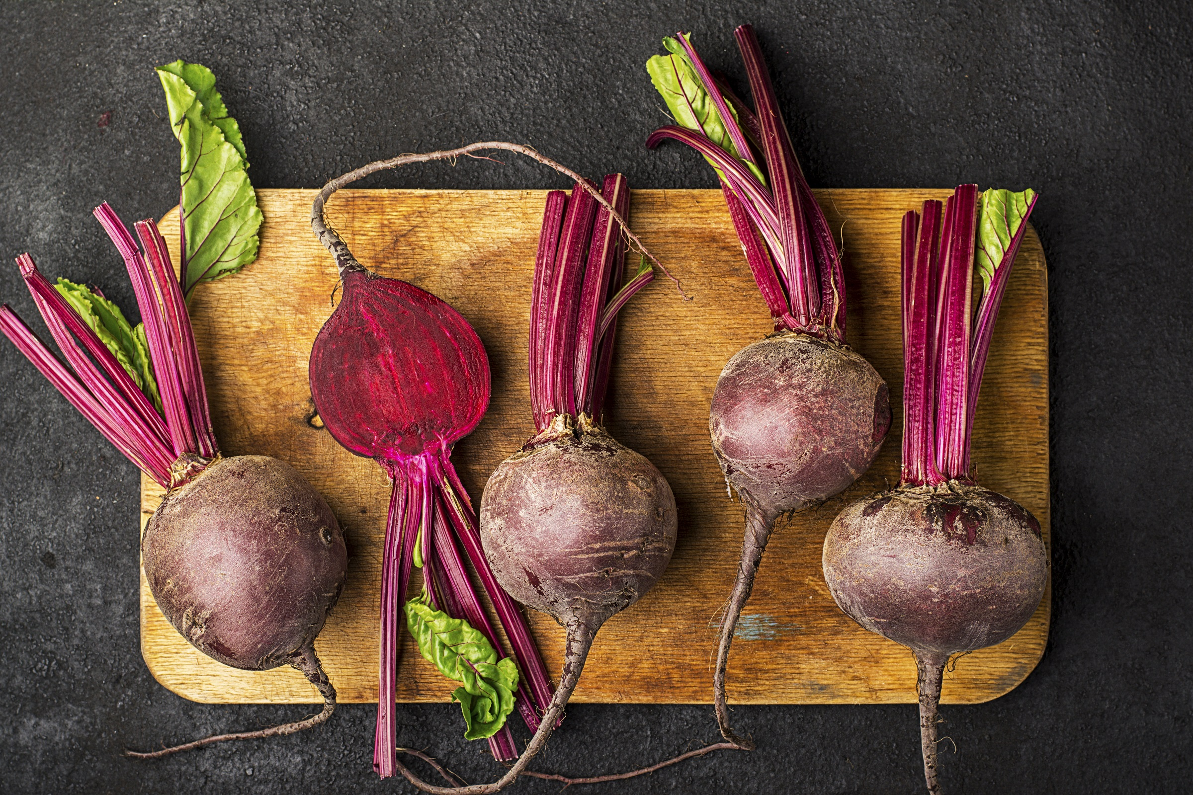 Ice cream, sushi and gin – the sky's the limit for brilliant beetroot