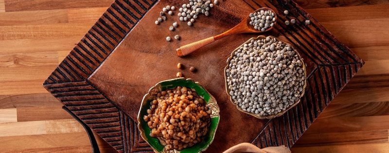 Freeze dried brown lentils from European Freeze Dry