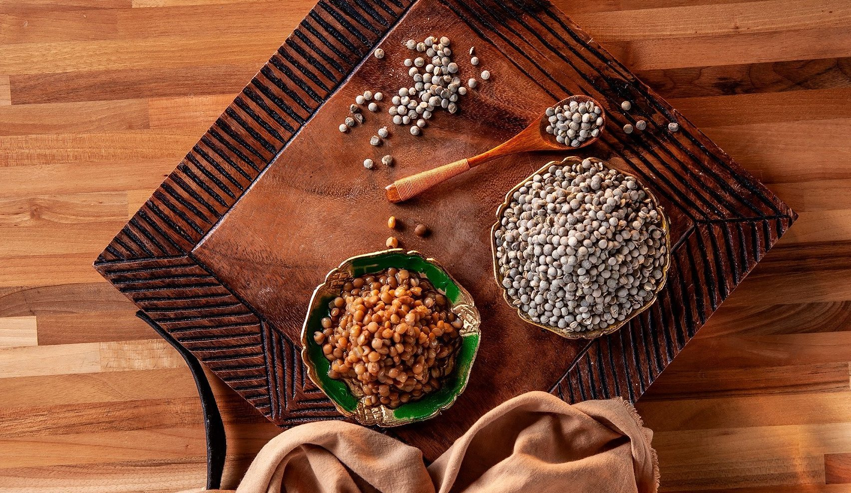 Sales of pulses rise by 26 per cent at European Freeze Dry